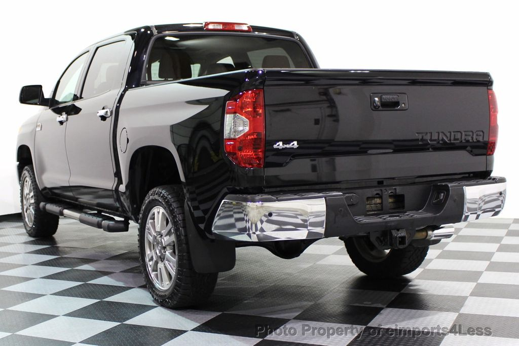 2014 Toyota Tundra CERTIFIED TUNDRA CREWMAX 4WD 1794 EDITION - 16876153 - 42