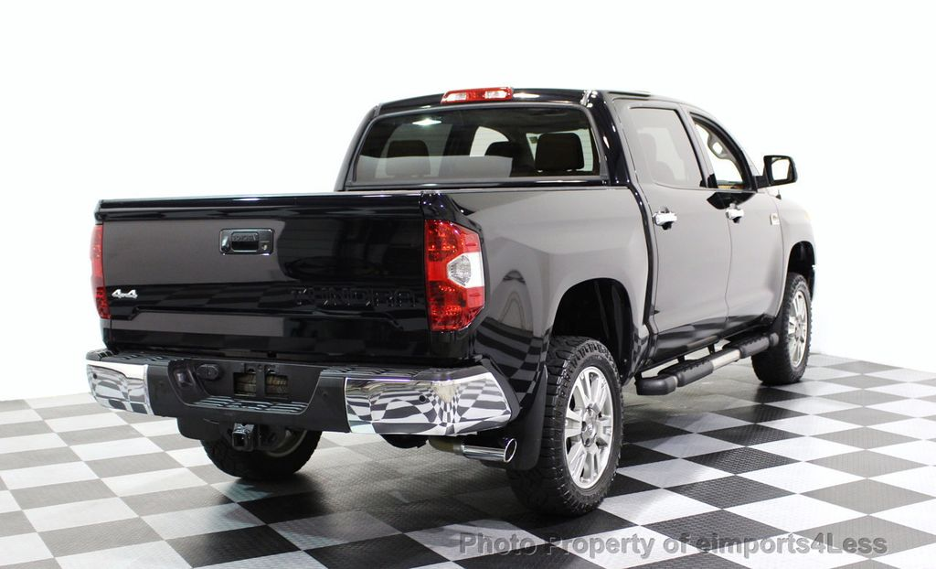 2014 Toyota Tundra CERTIFIED TUNDRA CREWMAX 4WD 1794 EDITION - 16876153 - 43