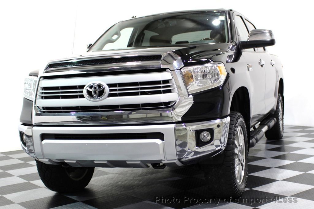 2014 Toyota Tundra CERTIFIED TUNDRA CREWMAX 4WD 1794 EDITION - 16876153 - 44