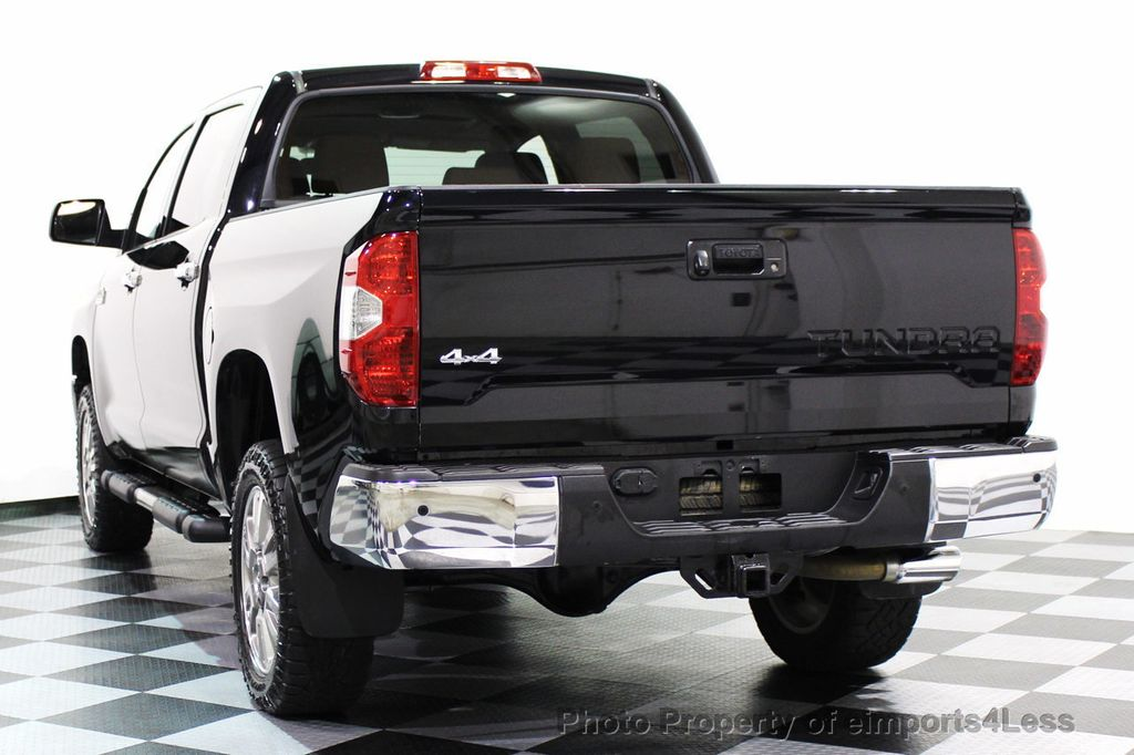 2014 Toyota Tundra CERTIFIED TUNDRA CREWMAX 4WD 1794 EDITION - 16876153 - 45