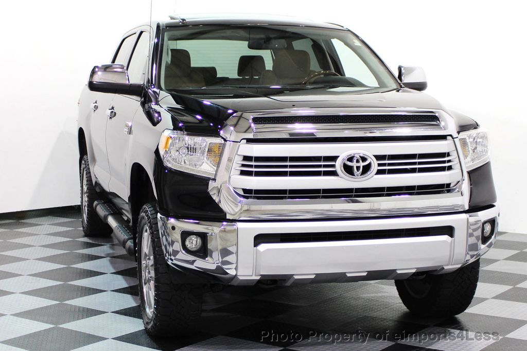 2014 Toyota Tundra CERTIFIED TUNDRA CREWMAX 4WD 1794 EDITION - 16876153 - 47