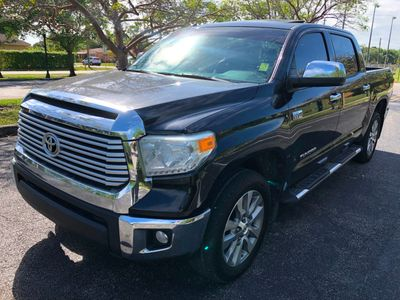2014 Toyota Tundra CrewMax 5.7L V8 6-Spd AT LTD (Natl) Truck