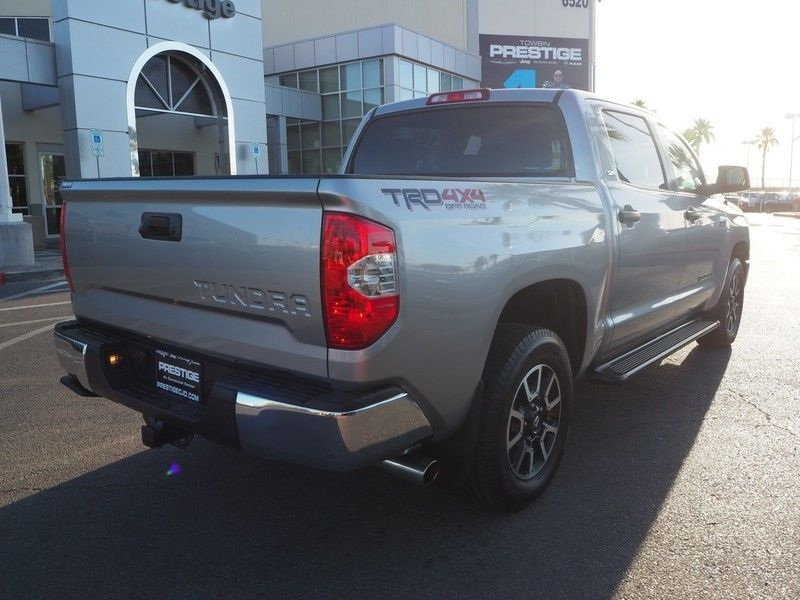 2014 Toyota Tundra CrewMax 5.7L V8 6-Spd AT SR5 (Natl) - 17749457 - 10