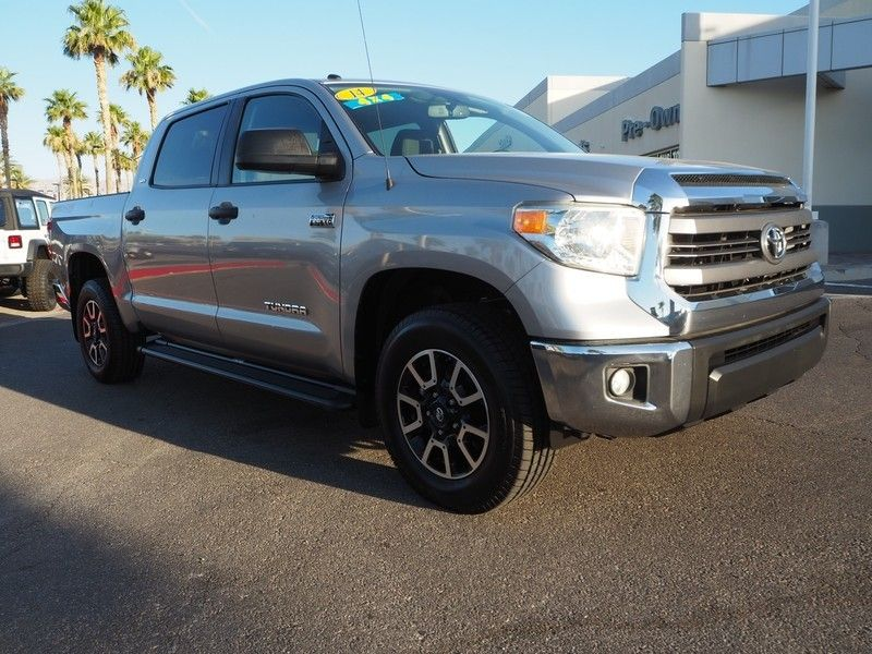 2014 Toyota Tundra CrewMax 5.7L V8 6-Spd AT SR5 (Natl) - 17749457 - 2