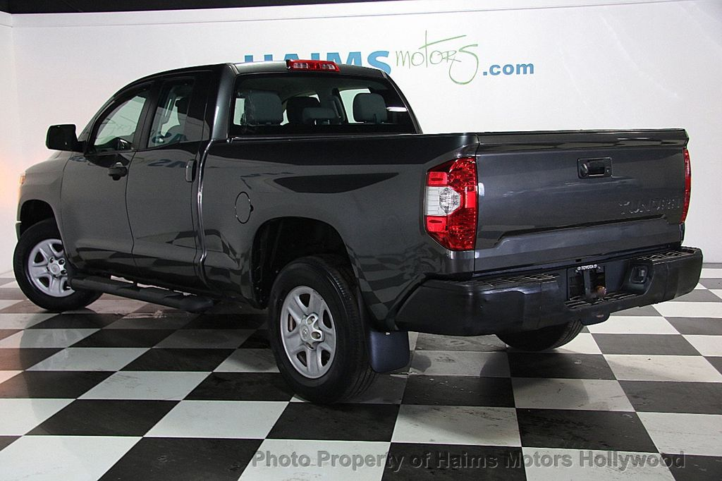 Toyota Dealership Fort Lauderdale >> 2014 Used Toyota Tundra Double Cab 4.0L V6 5-Spd AT SR (GS) at Haims Motors Serving Fort ...