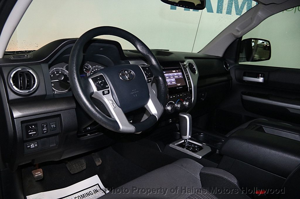 2014 Used Toyota Tundra Double Cab 4.6L V8 6-Spd AT SR5 ...