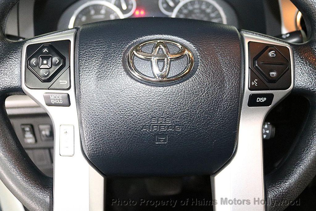 2014 Toyota Tundra Double Cab 4.6L V8 6-Spd AT SR5 (GS) - 18373364 - 27