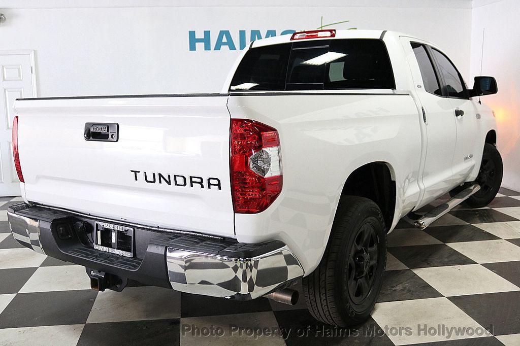 2014 Toyota Tundra Double Cab 4.6L V8 6-Spd AT SR5 (GS) - 18373364 - 6