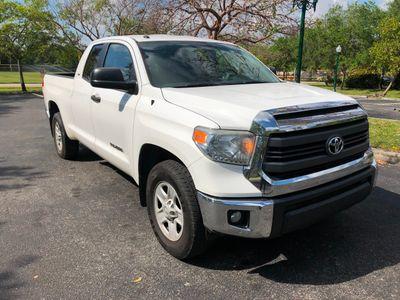 2014 Toyota Tundra Double Cab 4.6L V8 6-Spd AT SR (Natl) Truck