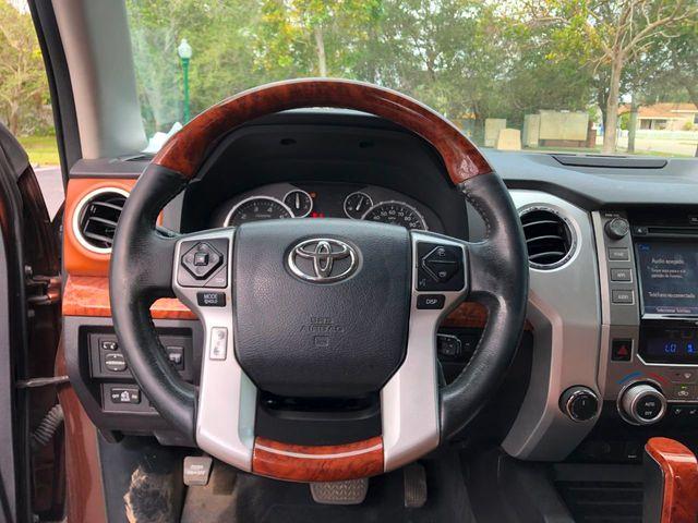 2014 Toyota Tundra TUNDRA CREWMAX PLATNUM - Click to see full-size photo viewer