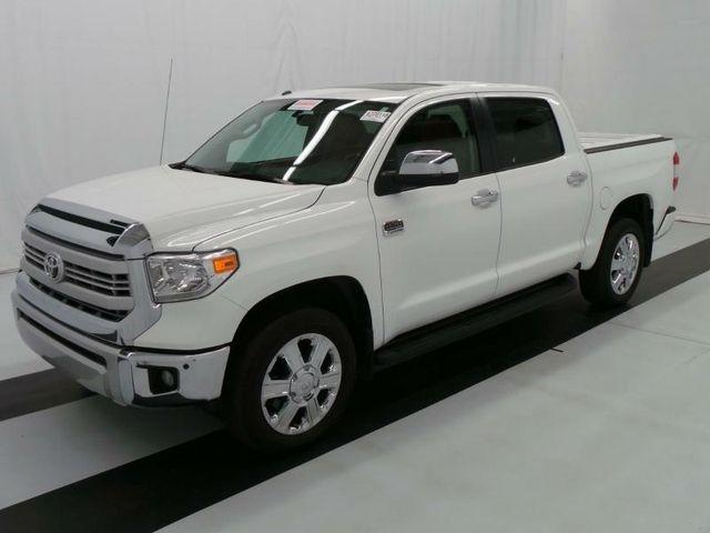 2014 Toyota Tundra TUNDRA CREWMAX PLATNUM