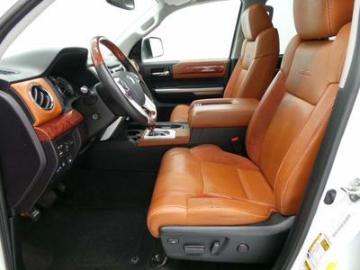 2014 Toyota Tundra TUNDRA CREWMAX PLATNUM - Click to see full-size photo viewer