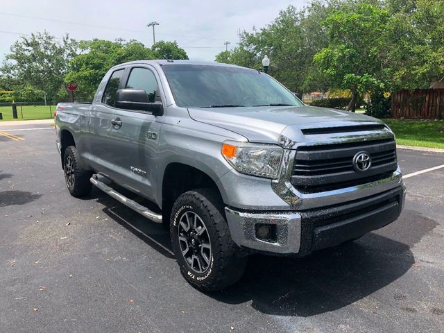 2014 Toyota Tundra TUNDRA DOUBLE CAB SR/SRS - Click to see full-size photo viewer