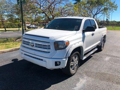 2014 Toyota Tundra TUNDRA DOUBLE CAB TRD 4x4 Truck