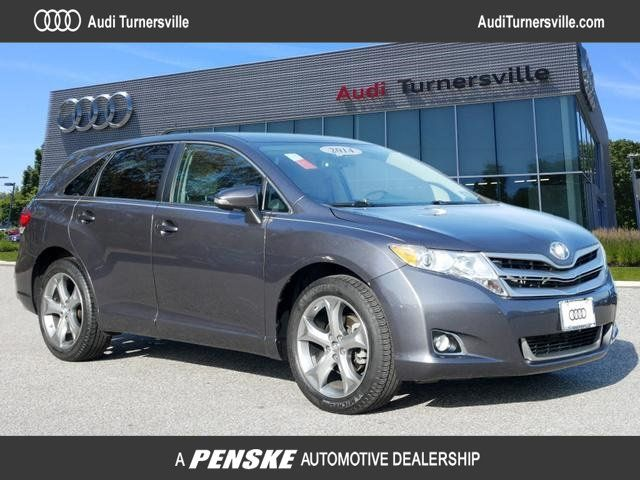 Toyota Turnersville Nj >> 2014 Used Toyota Venza 4dr Wagon V6 FWD LE at Turnersville AutoMall Serving South Jersey, NJ ...