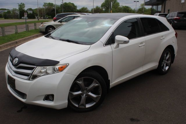 2014 Toyota Venza AWD XLE LEATHER MOONROOF - Click to see full-size photo viewer