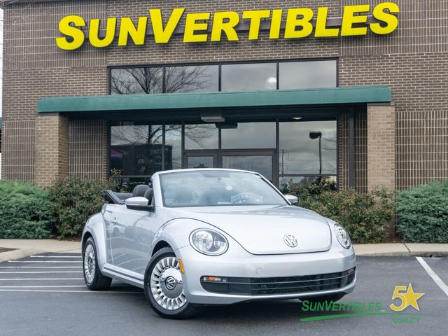 2014 Volkswagen Beetle Convertible 2dr Automatic 1.8T - 18331683 - 0