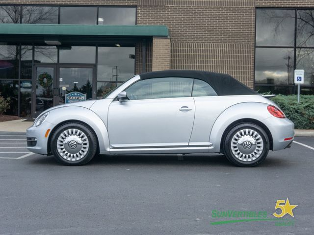 2014 Volkswagen Beetle Convertible 2dr Automatic 1.8T - 18331683 - 11