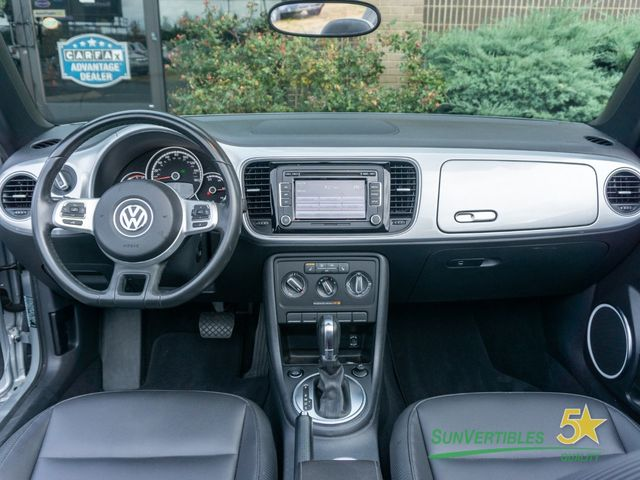 2014 Volkswagen Beetle Convertible 2dr Automatic 1.8T - 18331683 - 2