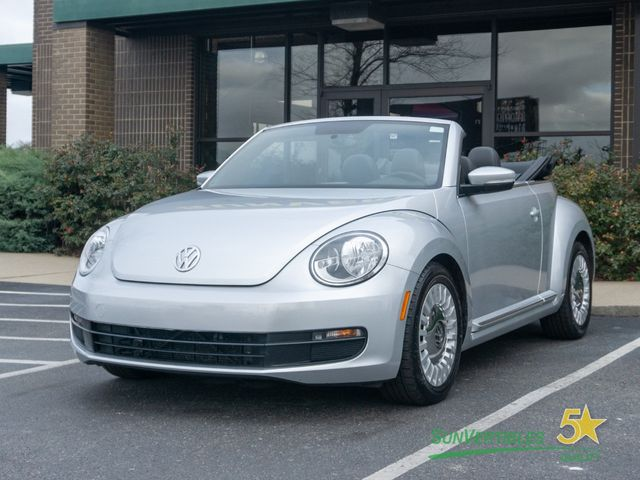 2014 Volkswagen Beetle Convertible 2dr Automatic 1.8T - 18331683 - 4