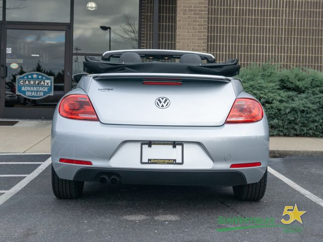 2014 Volkswagen Beetle Convertible 2dr Automatic 1.8T - 18331683 - 7
