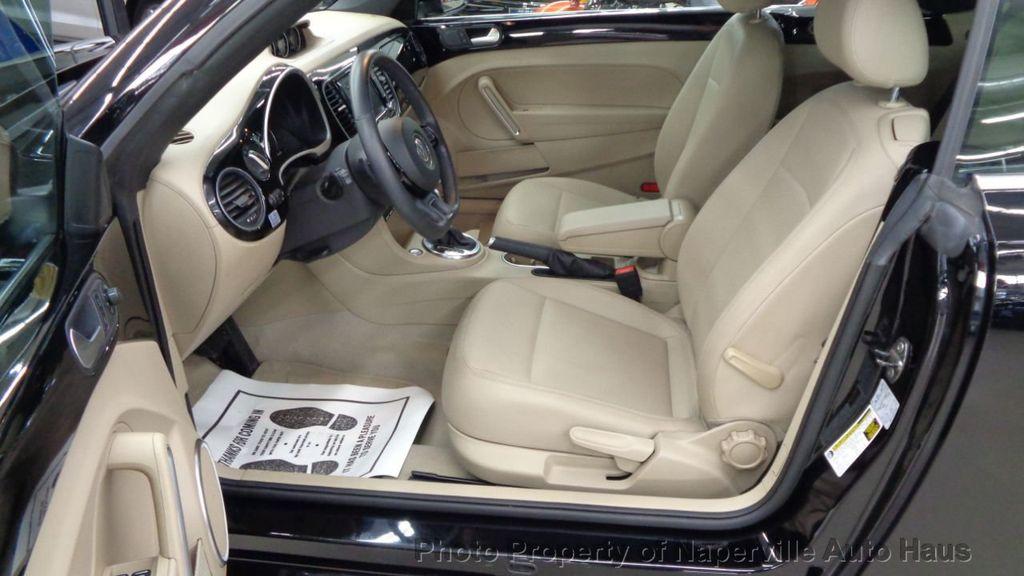 2014 Volkswagen Beetle Convertible 2dr DSG 2.0L TDI w/Premium PZEV - 18465042 - 11