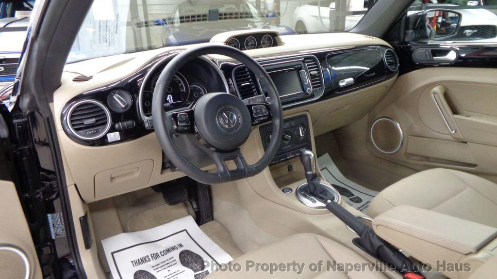 2014 Volkswagen Beetle Convertible 2dr DSG 2.0L TDI w/Premium PZEV - 18465042 - 12