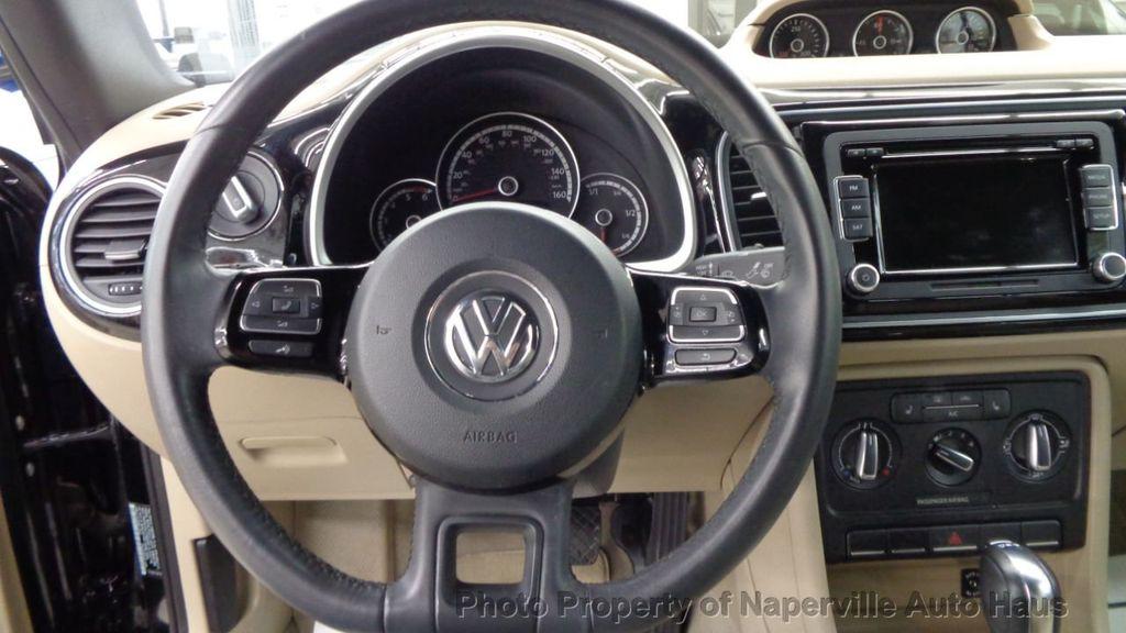 2014 Volkswagen Beetle Convertible 2dr DSG 2.0L TDI w/Premium PZEV - 18465042 - 13