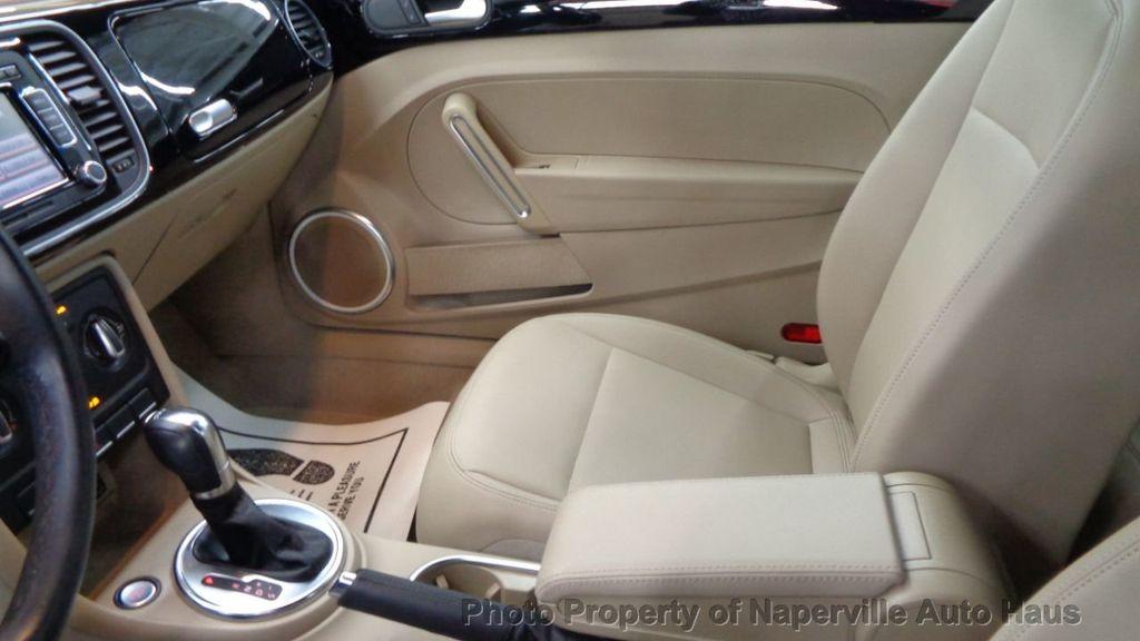 2014 Volkswagen Beetle Convertible 2dr DSG 2.0L TDI w/Premium PZEV - 18465042 - 18