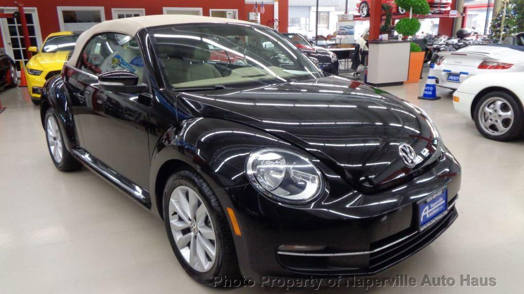 2014 Volkswagen Beetle Convertible 2dr DSG 2.0L TDI w/Premium PZEV - 18465042 - 1