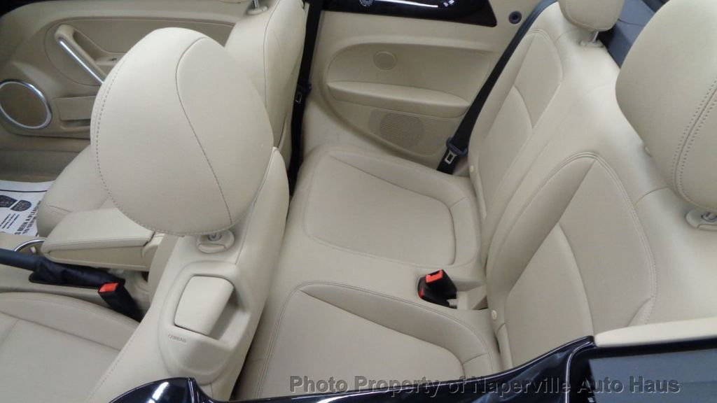 2014 Volkswagen Beetle Convertible 2dr DSG 2.0L TDI w/Premium PZEV - 18465042 - 20