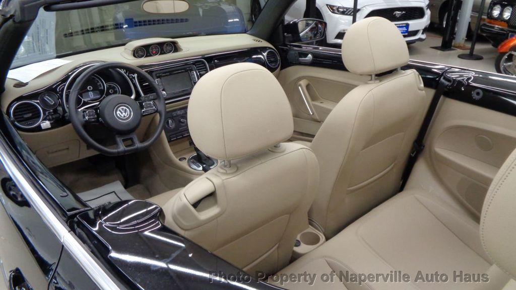 2014 Volkswagen Beetle Convertible 2dr DSG 2.0L TDI w/Premium PZEV - 18465042 - 21