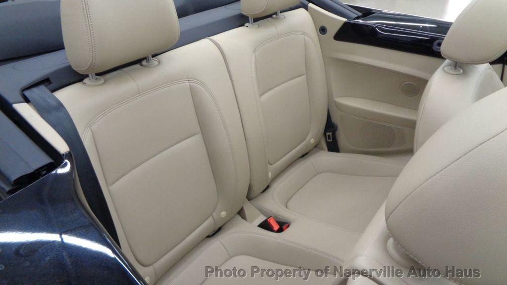 2014 Volkswagen Beetle Convertible 2dr DSG 2.0L TDI w/Premium PZEV - 18465042 - 25