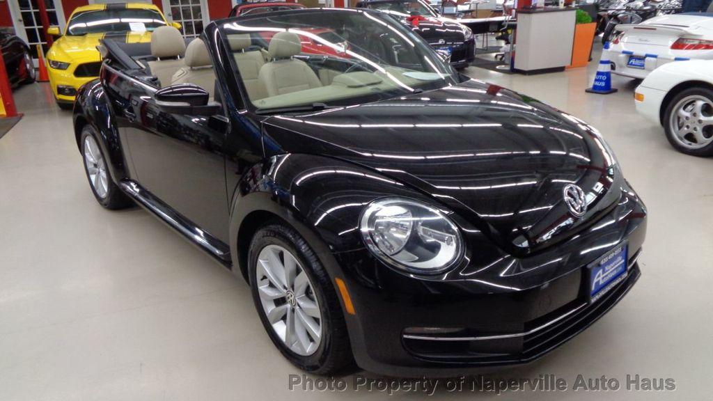 2014 Volkswagen Beetle Convertible 2dr DSG 2.0L TDI w/Premium PZEV - 18465042 - 31