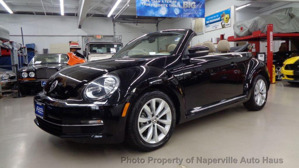 2014 Volkswagen Beetle Convertible 2dr DSG 2.0L TDI w/Premium PZEV - 18465042 - 32