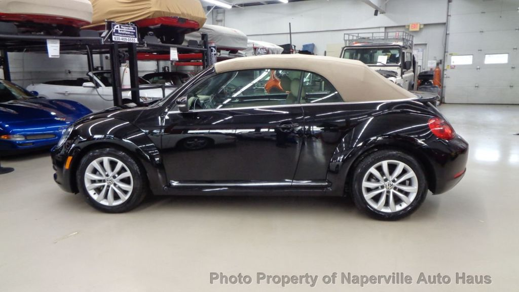 2014 Volkswagen Beetle Convertible 2dr DSG 2.0L TDI w/Premium PZEV - 18465042 - 3