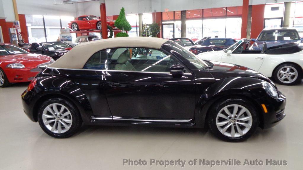 2014 Volkswagen Beetle Convertible 2dr DSG 2.0L TDI w/Premium PZEV - 18465042 - 7