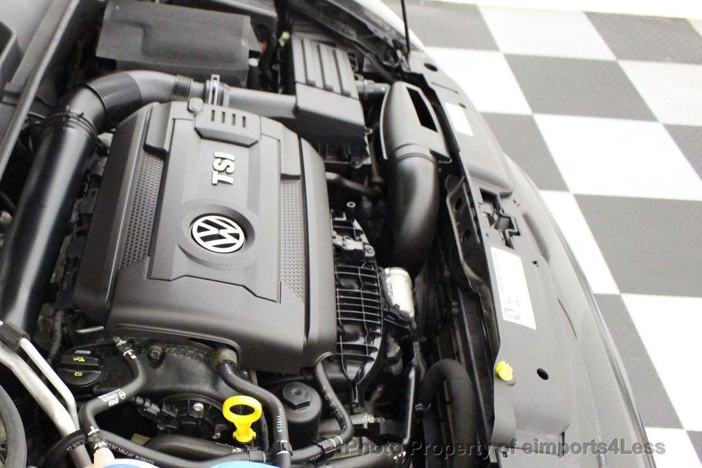2014 Volkswagen Beetle Convertible CERTIFIED BEETLE 1.8T TURBO CONVERTIBLE - 16876831 - 18