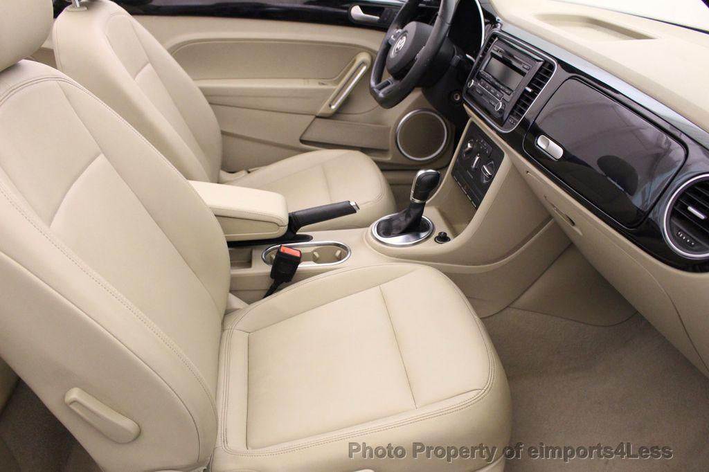 2014 Volkswagen Beetle Convertible CERTIFIED BEETLE 1.8T TURBO CONVERTIBLE - 16876831 - 6