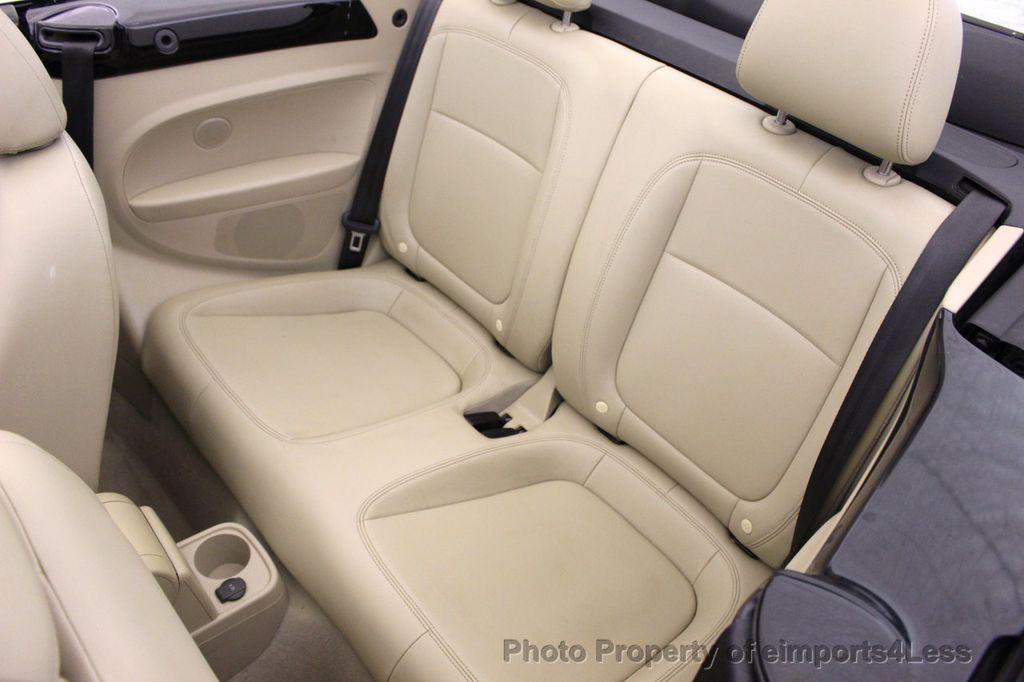 2014 Volkswagen Beetle Convertible CERTIFIED BEETLE 1.8T TURBO CONVERTIBLE - 16876831 - 7