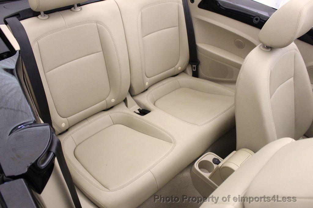 2014 Volkswagen Beetle Convertible CERTIFIED BEETLE 1.8T TURBO CONVERTIBLE - 16876831 - 8