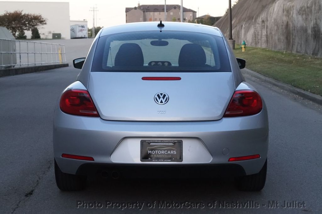 2014 Volkswagen Beetle Coupe 2dr Manual 2.0L TDI - 18203175 - 9
