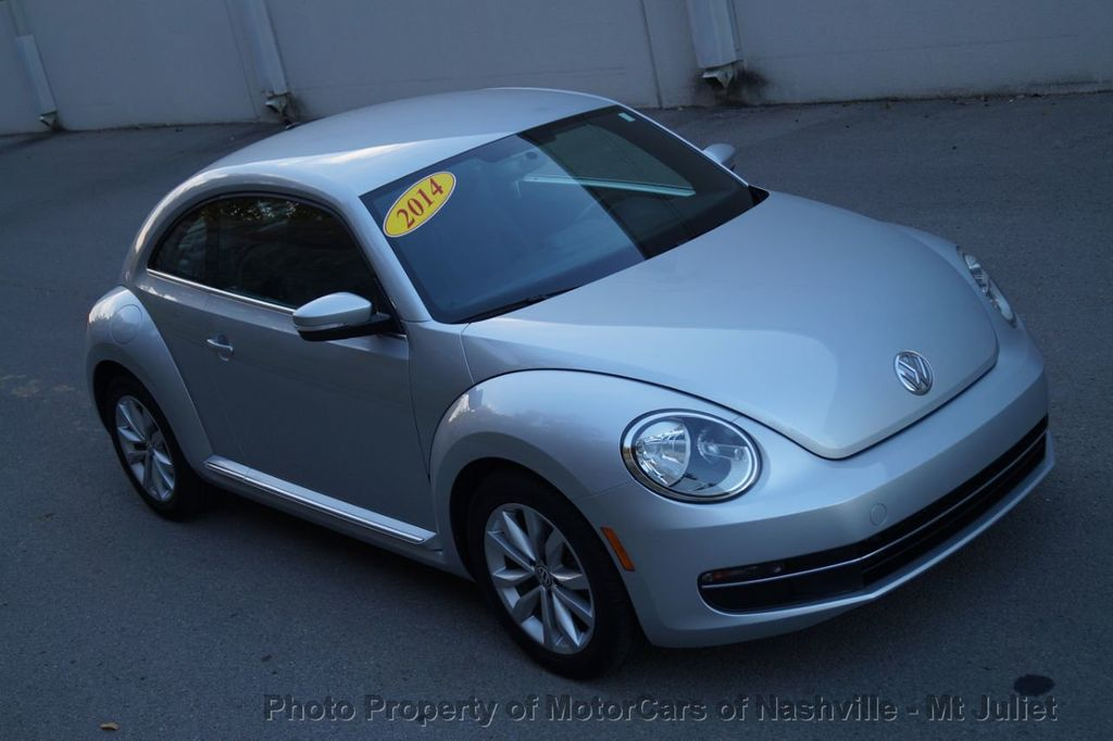 2014 Volkswagen Beetle Coupe 2dr Manual 2.0L TDI - 18203175 - 13