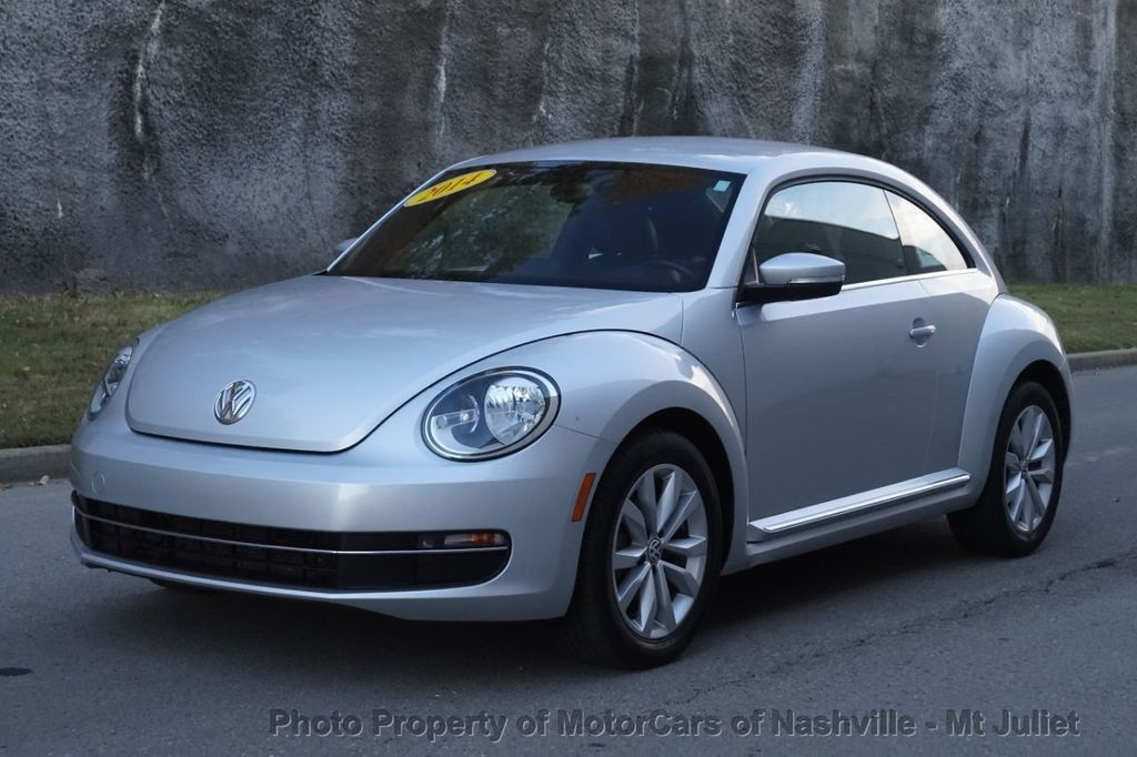 2014 Volkswagen Beetle Coupe 2dr Manual 2.0L TDI - 18203175 - 1