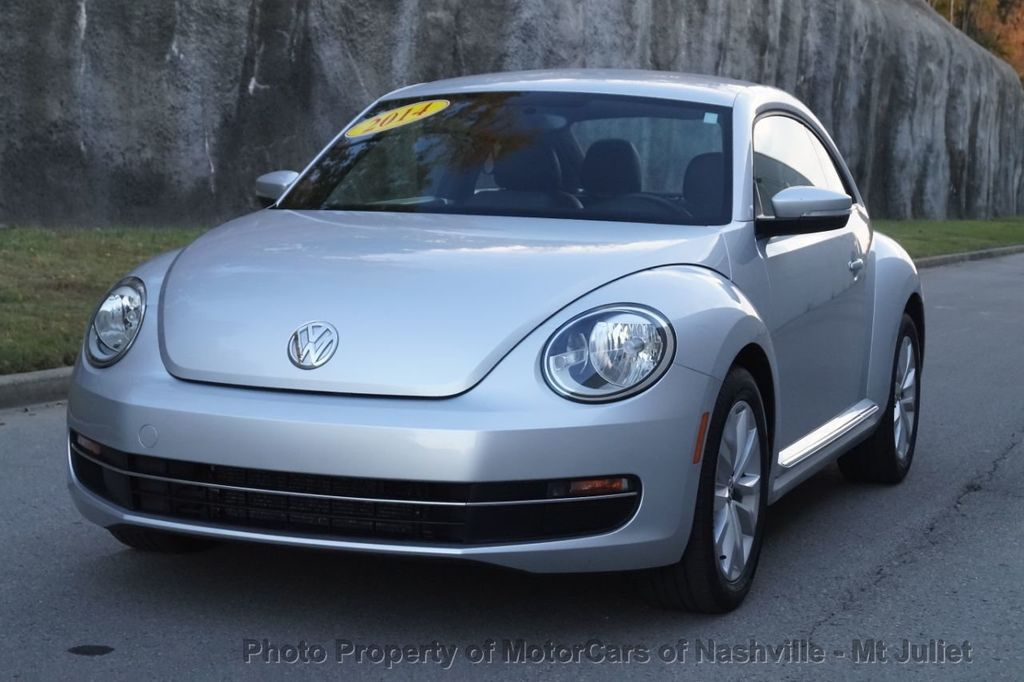 2014 Volkswagen Beetle Coupe 2dr Manual 2.0L TDI - 18203175 - 2