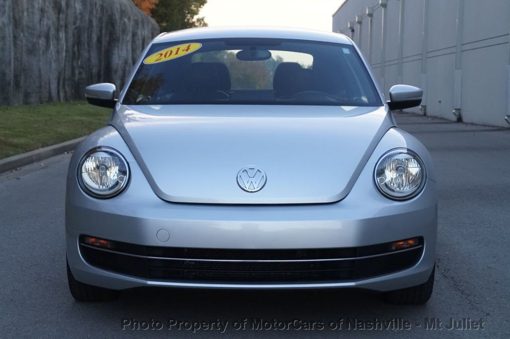2014 Volkswagen Beetle Coupe 2dr Manual 2.0L TDI - 18203175 - 3