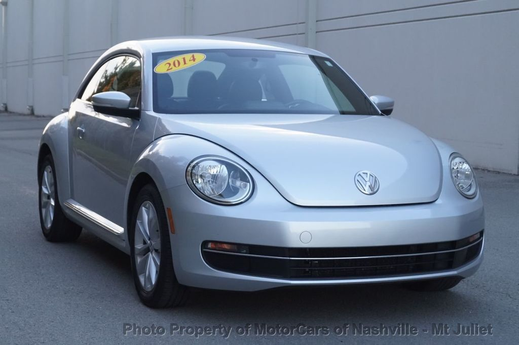 2014 Volkswagen Beetle Coupe 2dr Manual 2.0L TDI - 18203175 - 4