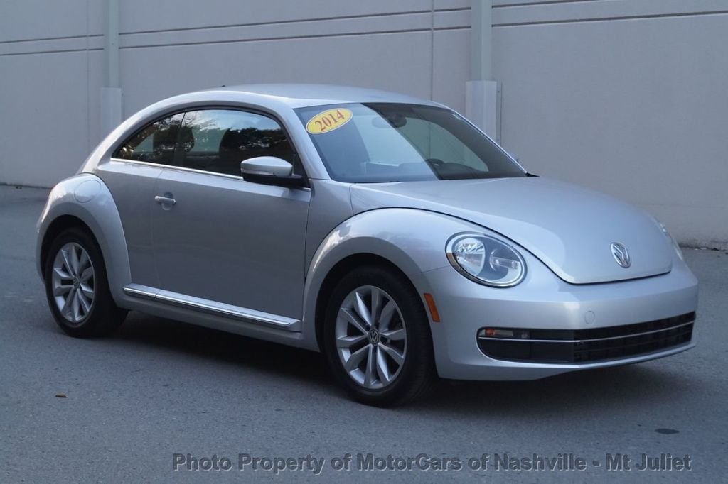 2014 Volkswagen Beetle Coupe 2dr Manual 2.0L TDI - 18203175 - 5