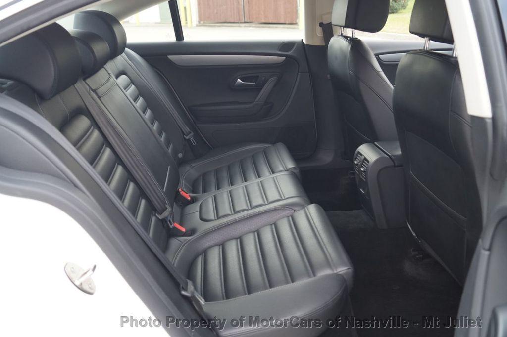 2014 Volkswagen CC Sport - 18203169 - 24