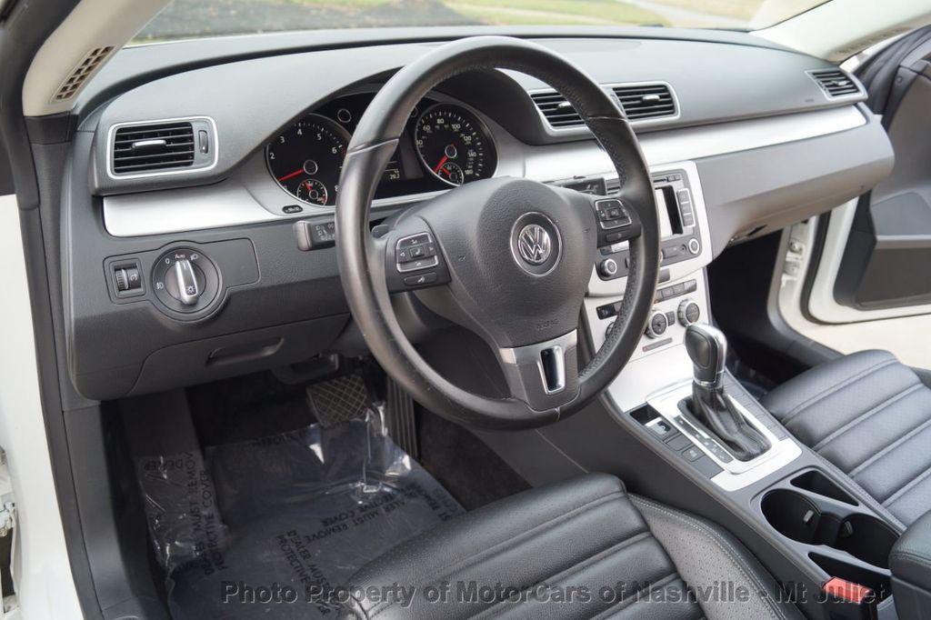 2014 Volkswagen CC Sport - 18203169 - 25